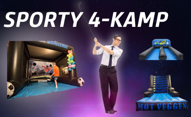 Sporty 4-kamp