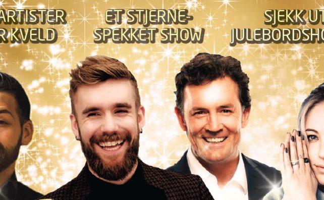 Julebordshow Bergen 2017