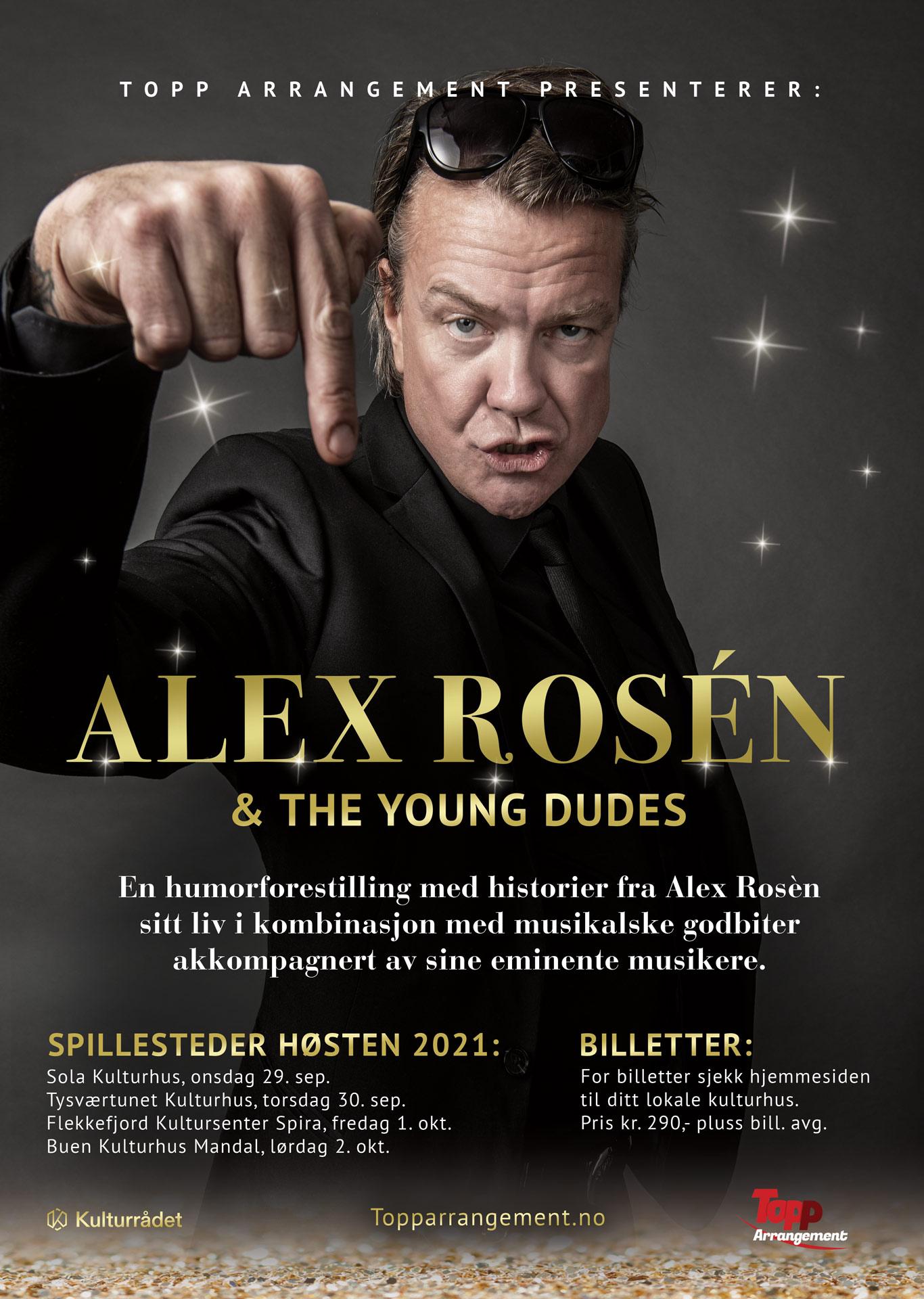 Alex Rosèn
