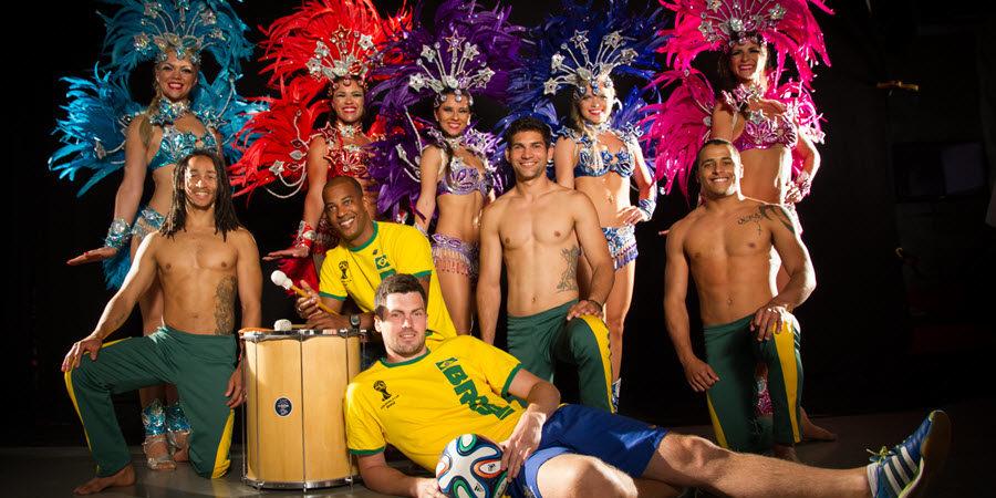 Brasiliansk aften