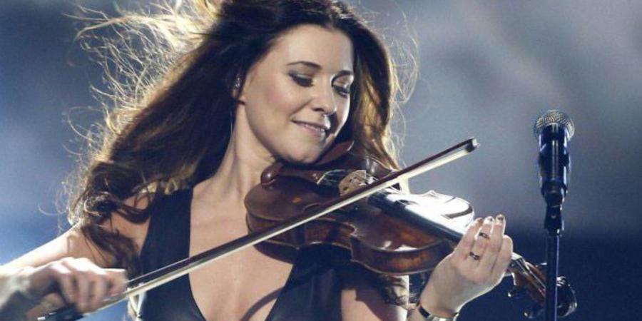 DJ & fiolin med Marie Klåpbaken