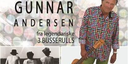 3 Busserulls Gunnar Andersen